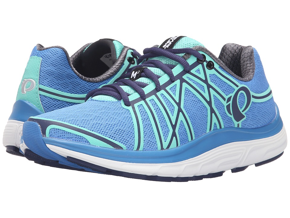Pearl Izumi - EM Road M 3 v2 (Sky Blue/Aqua Mint) Women's Running Shoes