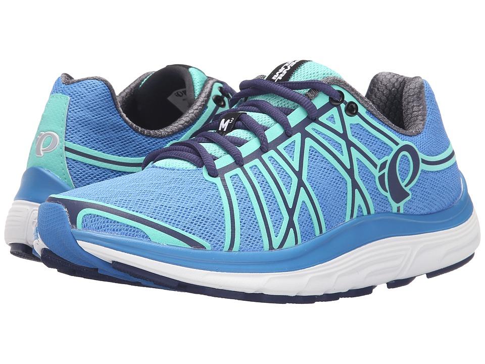 Pearl Izumi EM Road M 3 v2 (Sky Blue/Aqua Mint) Women's Running Shoes