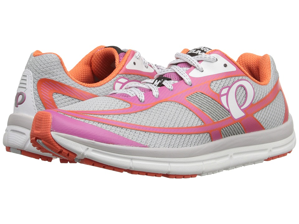 Pearl Izumi - EM Road M2 v3 (Silver/Ibis Rose) Women's Running Shoes