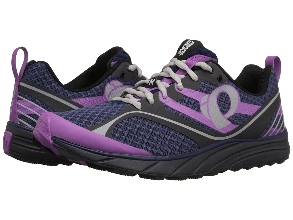 Pearl Izumi - EM Trail M 2 v2 (Deep Indigo/Shadow Grey) Women's Running Shoes