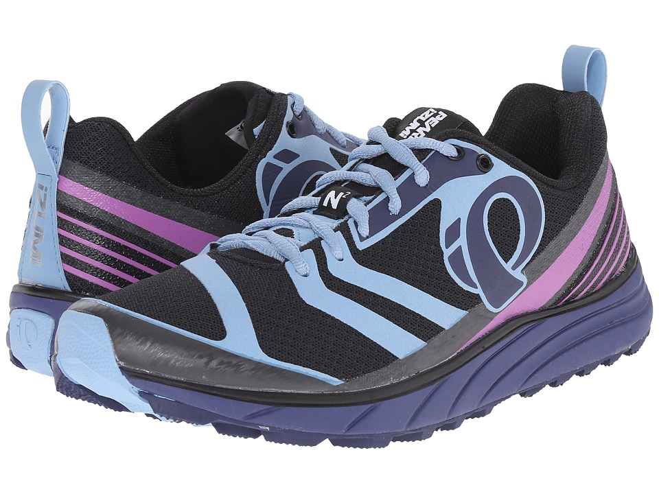 Pearl Izumi - EM Trail N 2 v2 (Black/Deep Indigo) Women's Running Shoes