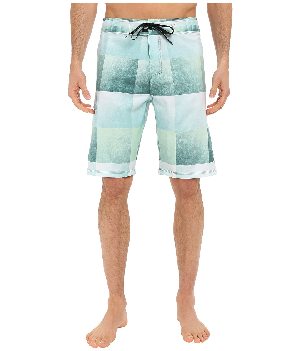 Hurley - Phantom Kingsroad Light 21 Boardshorts (Enamel Green) Men's Swimwear