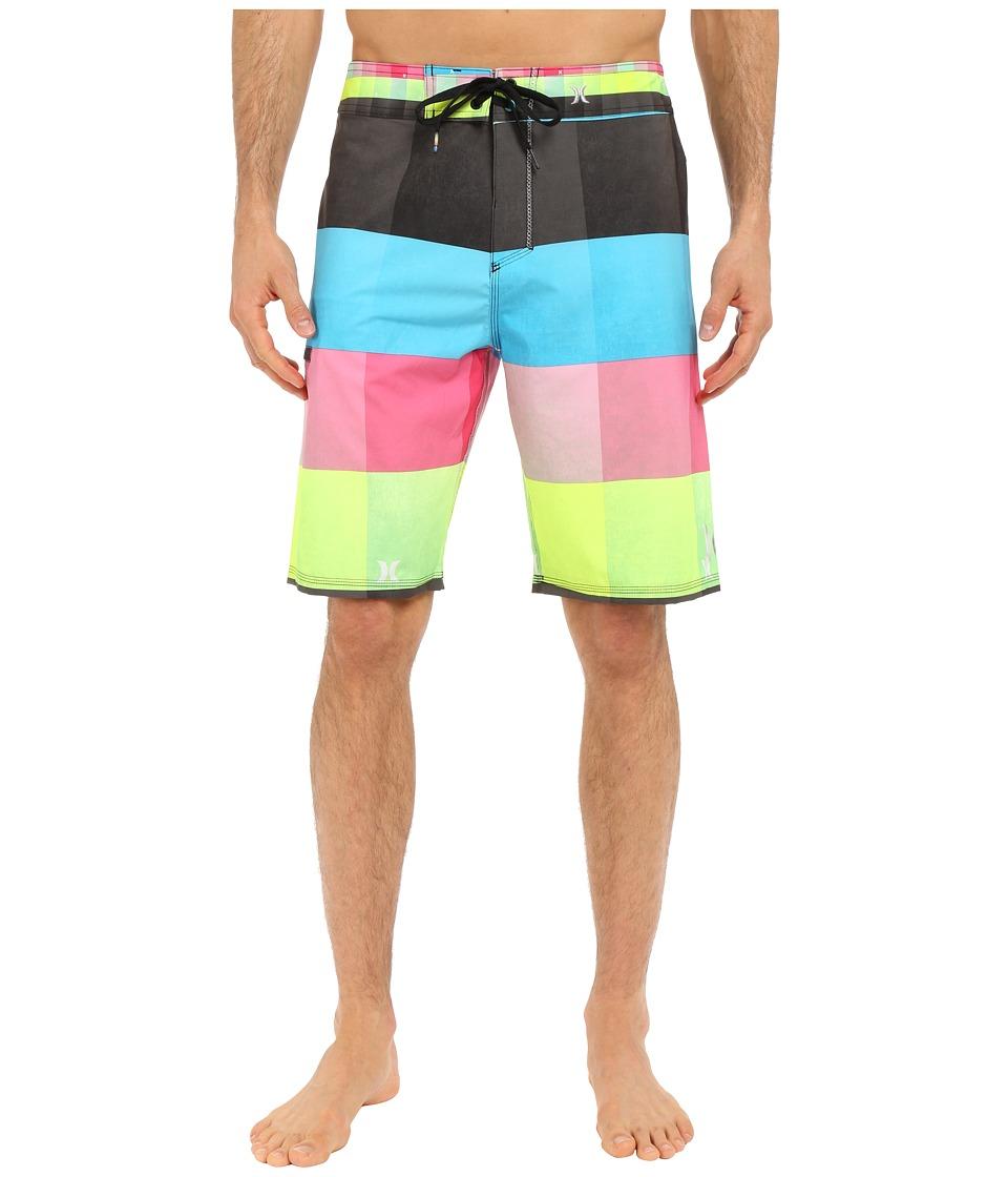 Hurley - Phantom Kingsroad Light 21 Boardshorts (Multi) Men's Swimwear