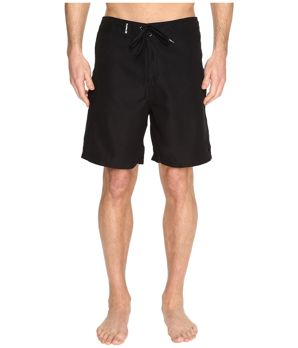 Hurley - One and Only 19 Boardshort (Black) Men's Swimwear