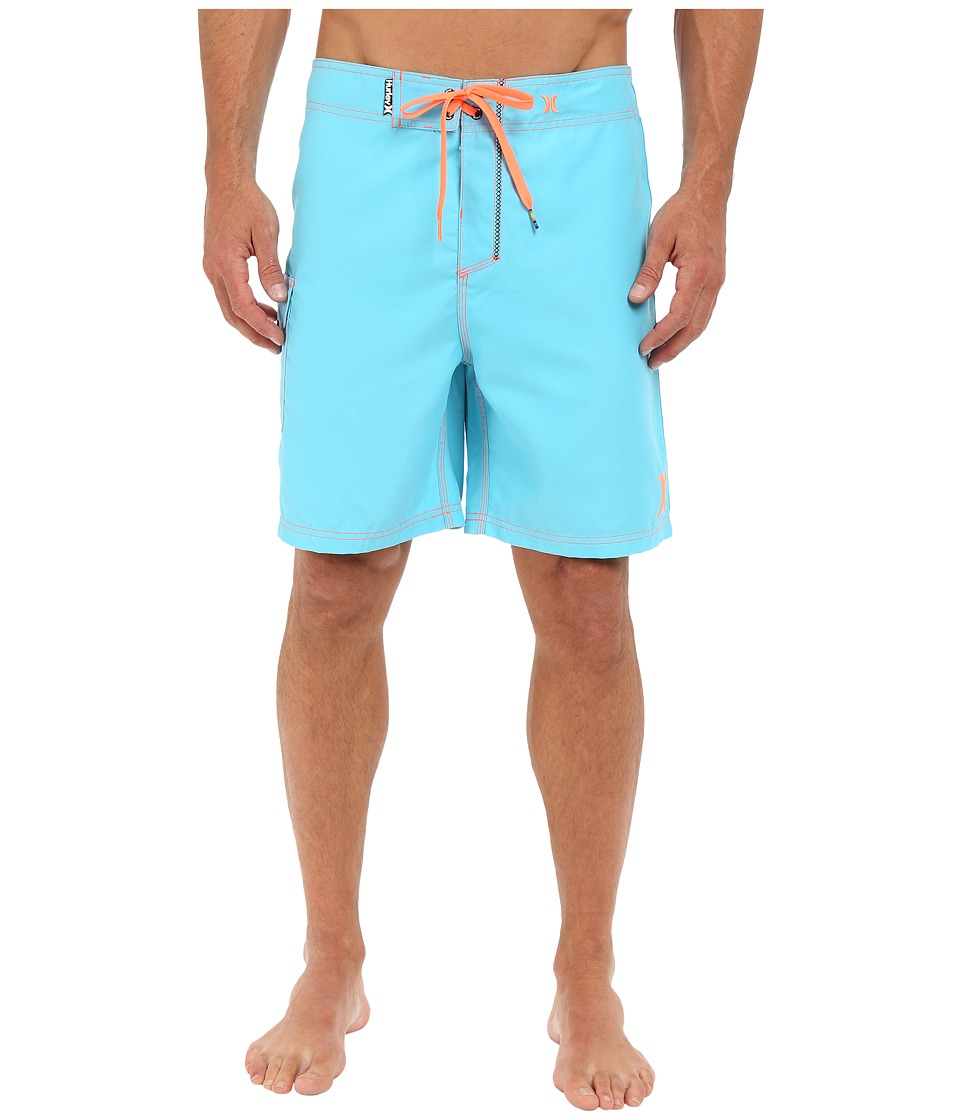 Hurley - One and Only 19 Boardshort (Beta Blue) Men's Swimwear