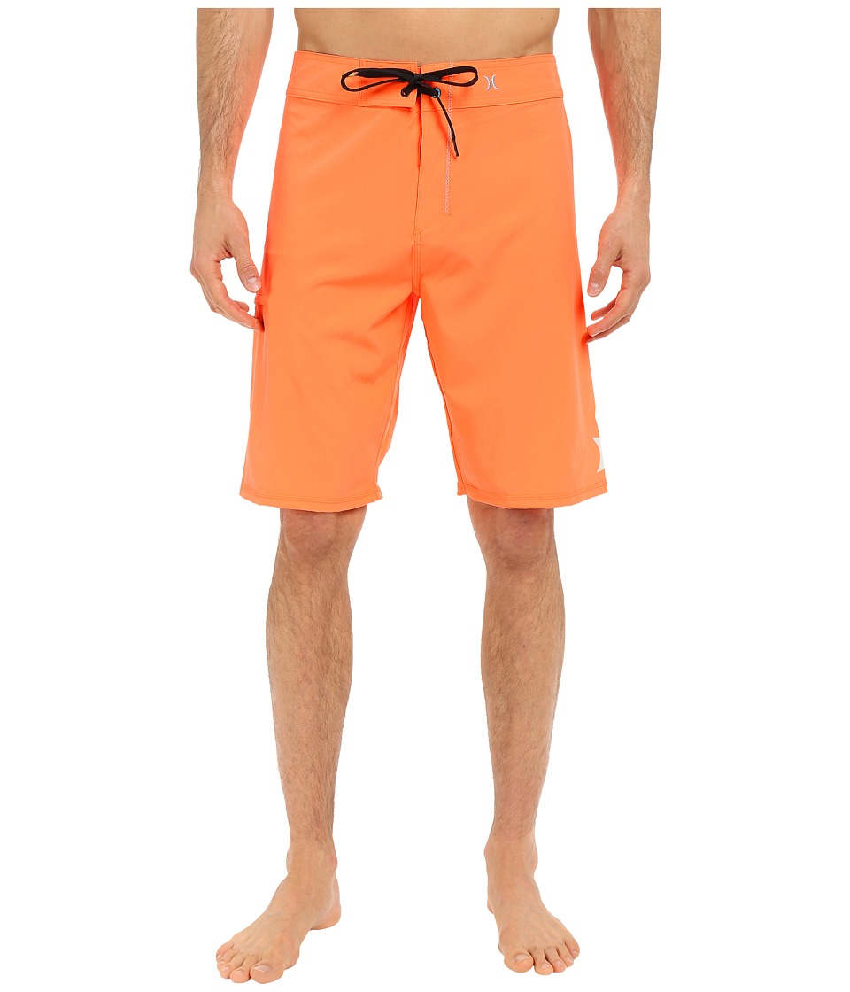 Hurley - Phantom One Only Boardshort (Bright Mango) Men's Swimwear
