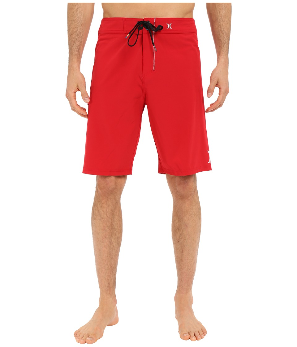 Hurley - Phantom One Only Boardshort (Gym Red) Men's Swimwear