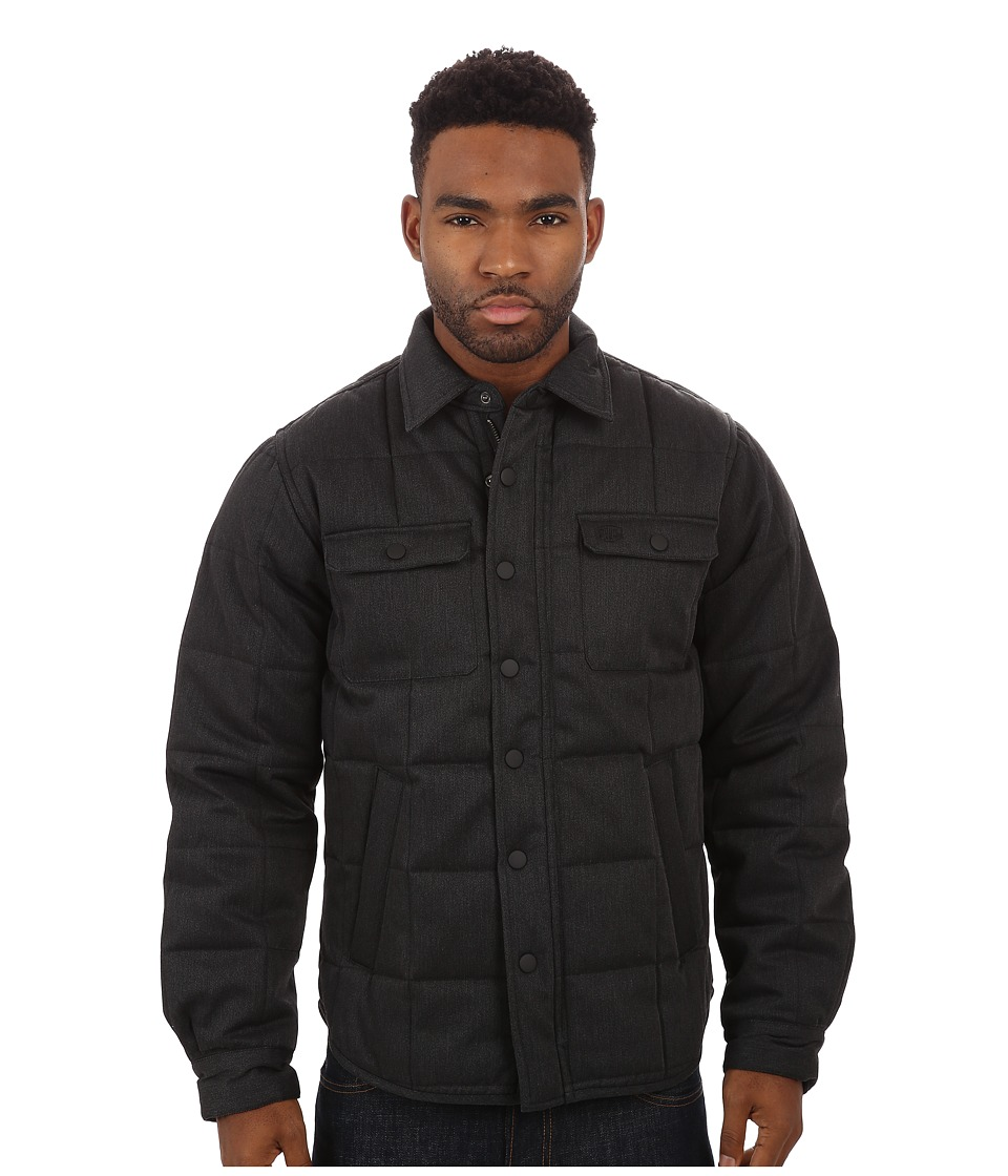 Deus Ex Machina - James Overshirt Jacket (Black) Men's Coat
