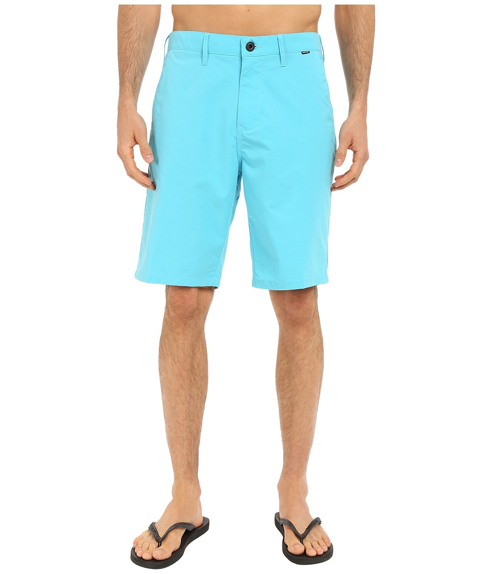 Hurley - Dri-FIT Chino Walkshort (Beta Blue) Men's Shorts