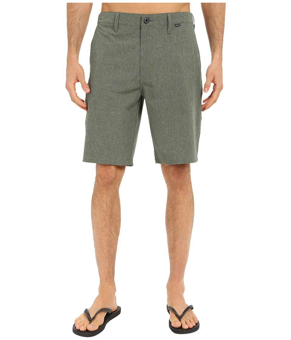 Hurley - Phantom Boardwalk Short (Deepest Green) Men's Shorts
