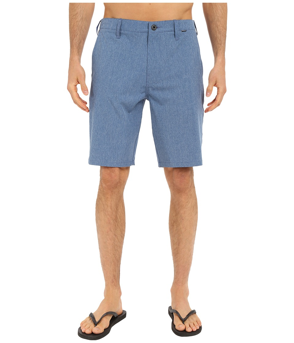 Hurley - Phantom Boardwalk Short (Court Blue) Men's Shorts