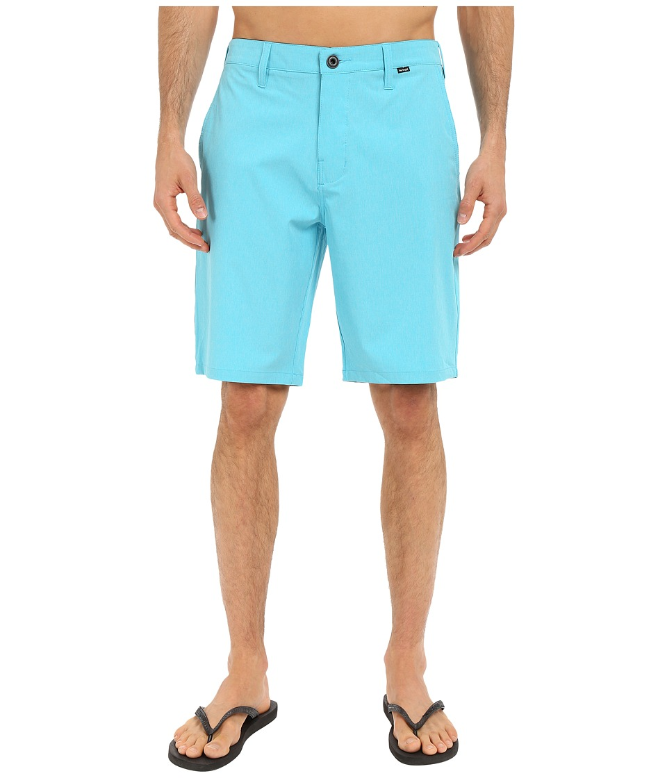 Hurley - Phantom Boardwalk Short (Beta Blue) Men's Shorts