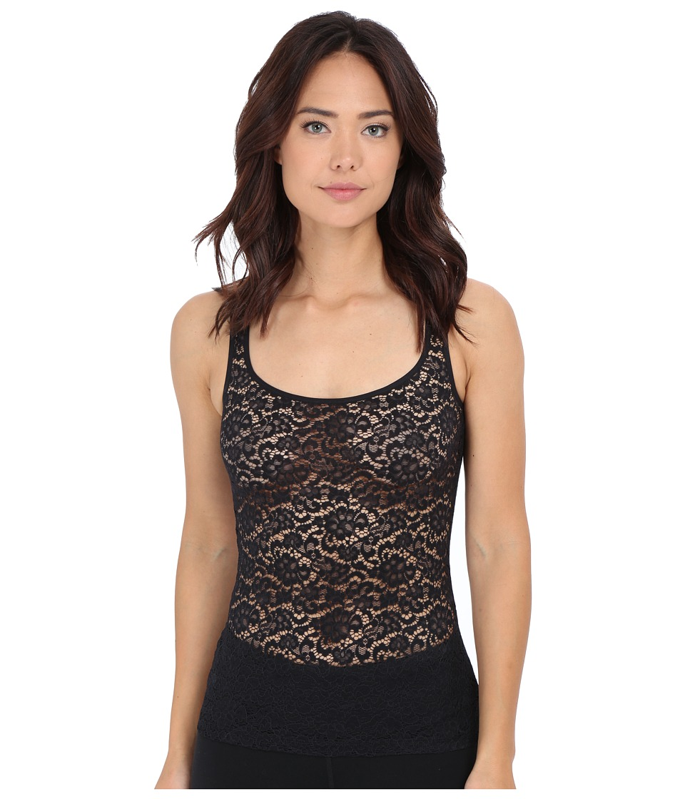 Hanro - Messina Tank Top (Black) Women's Lingerie