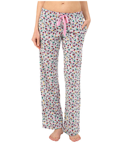 Jane & Bleecker - Jersey Pants 3581052 (Merry Lights) Women's Pajama