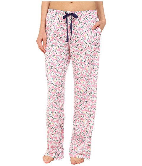 Jane & Bleecker - Jersey Pants 3581052 (Gift Tags) Women's Pajama