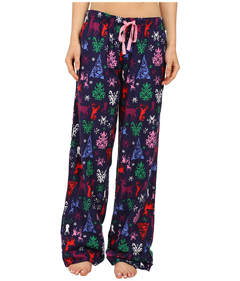 Jane & Bleecker - Flannel Pants 3581057 (Winter Deer) Women's Pajama