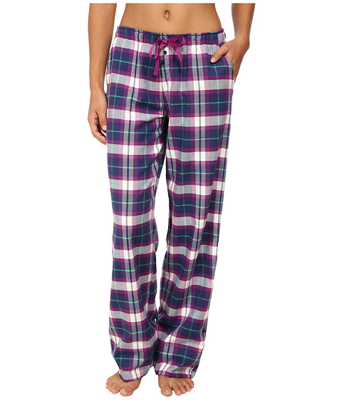 Jane & Bleecker - Flannel Pants 3581057 (Jane Plaid Two) Women