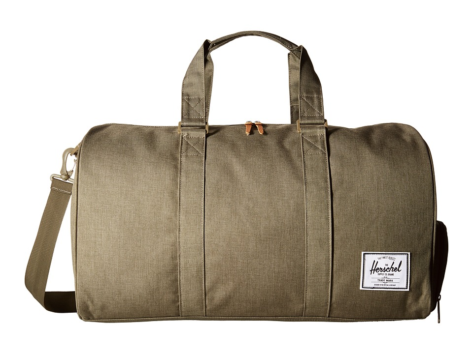 Herschel Supply Co. - Novel (Beech Crosshatch) Duffel Bags