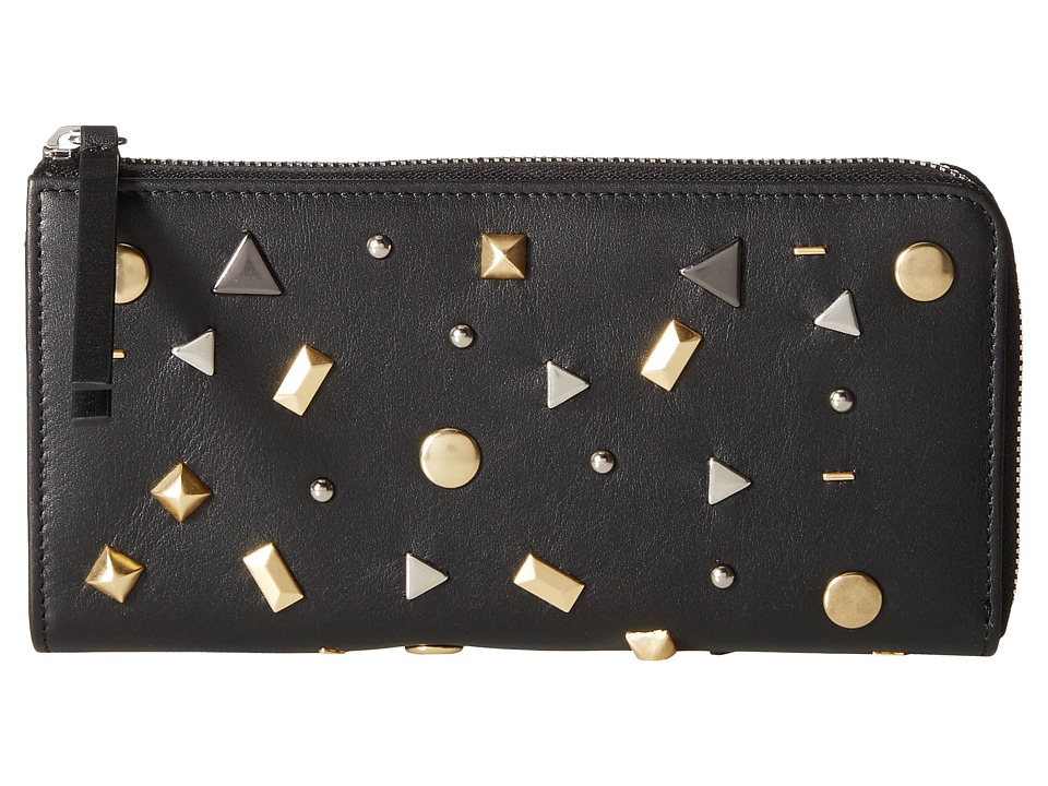 McQ - Intro (Black) Clutch Handbags