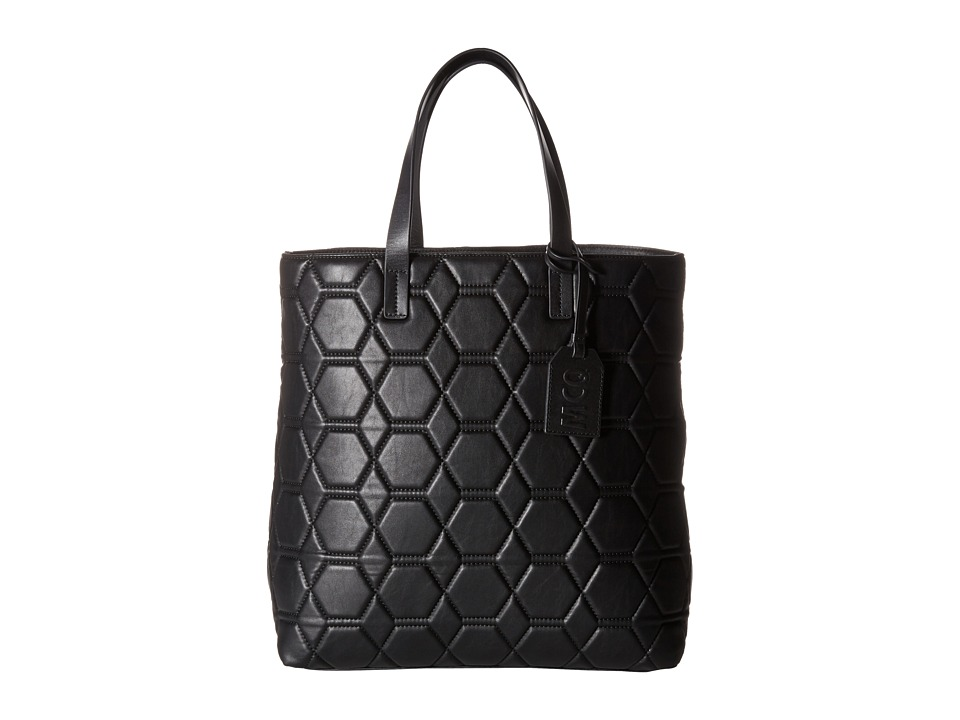 McQ - Void Tote Bag (Black) Tote Handbags