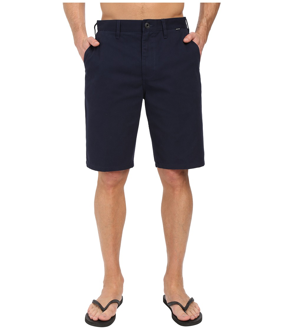 Hurley - One Only Chino Walkshort (Obsidian) Men's Shorts