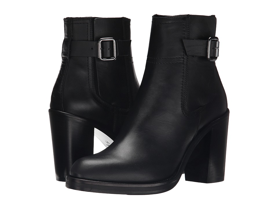 McQ - Wick (Black) Women's Pull-on Boots