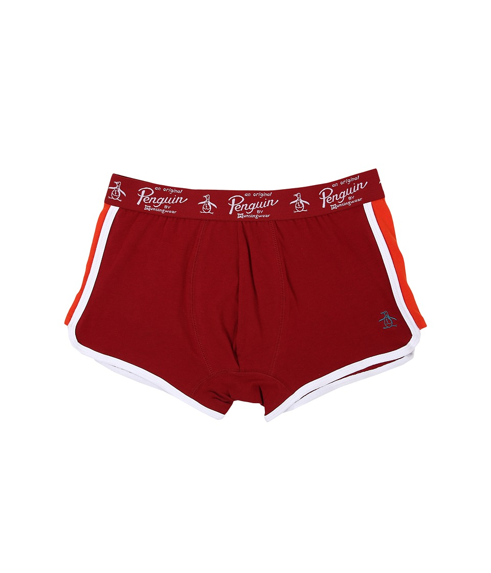 Original Penguin - Trunk (Red Clay) Men's Underwear