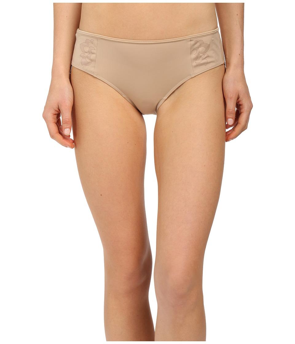 Natori - Lotus Low Rise Girl Brief (Nude) Women's Underwear