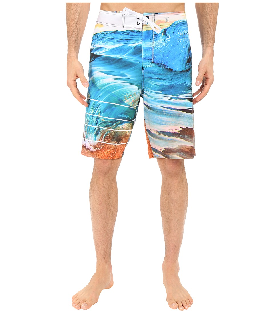 Hurley - Phantom Clark Little Clearwater Boardshorts (Multi) Men's Swimwear