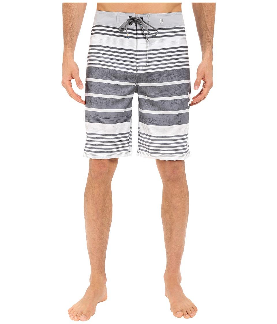 Hurley - Phantom Hightide 21 Boardshorts (Anthracite) Men's Swimwear