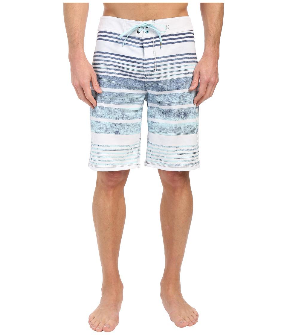 Hurley - Phantom Hightide 21 Boardshorts (Obsidian) Men's Swimwear