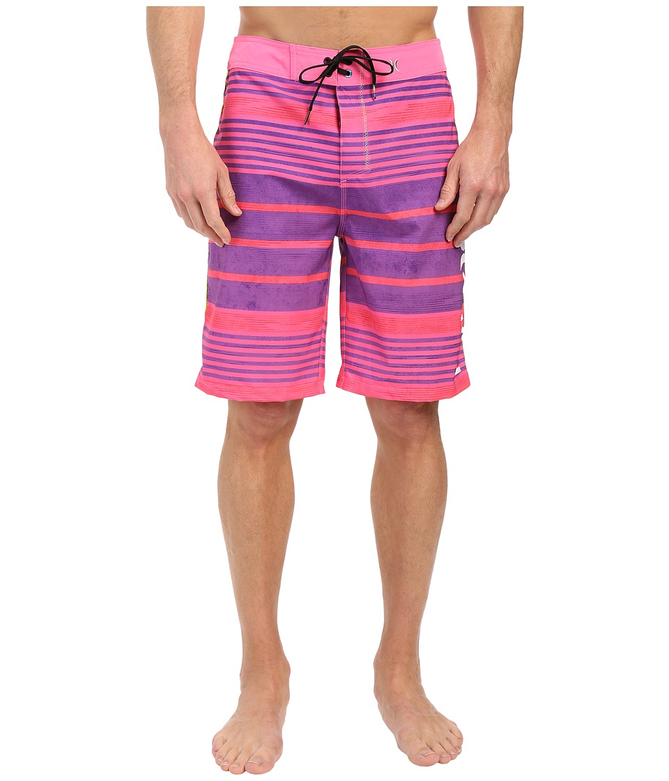 Hurley - Phantom Hightide 21 Boardshorts (Multi) Men's Swimwear