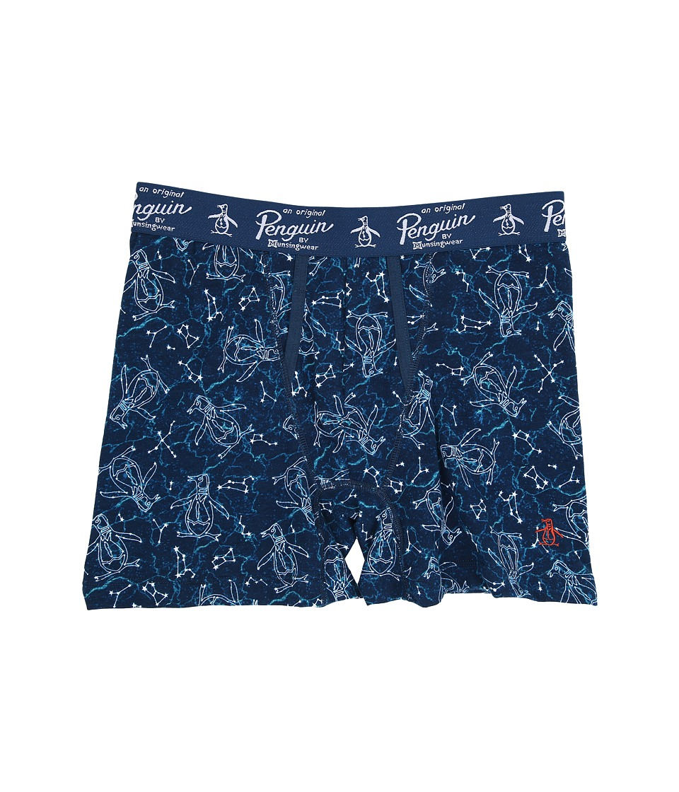 Original Penguin - Boxer Brief (Poseidon Penguin Star) Men's Underwear