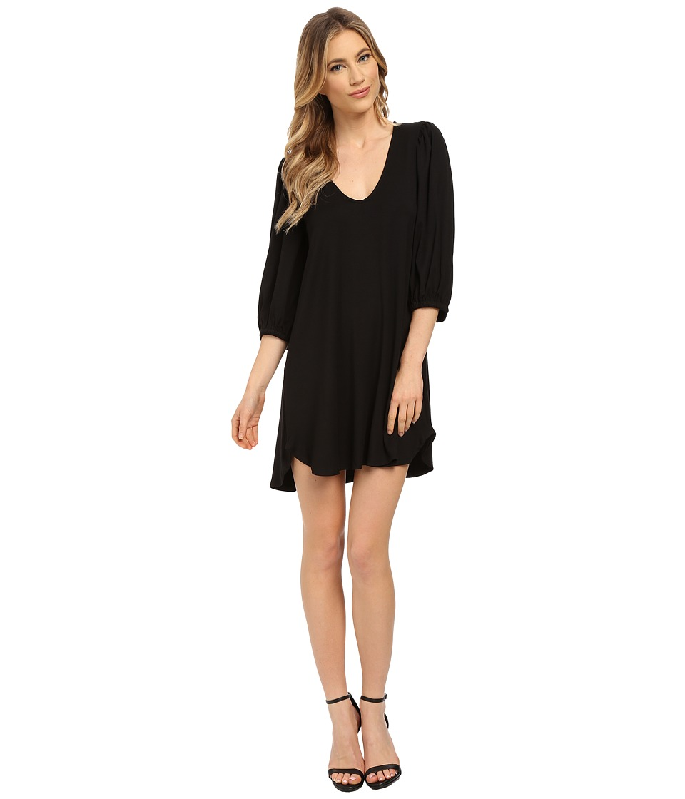 Rachel Pally - Ezra Dress (Black) Women's Dress
