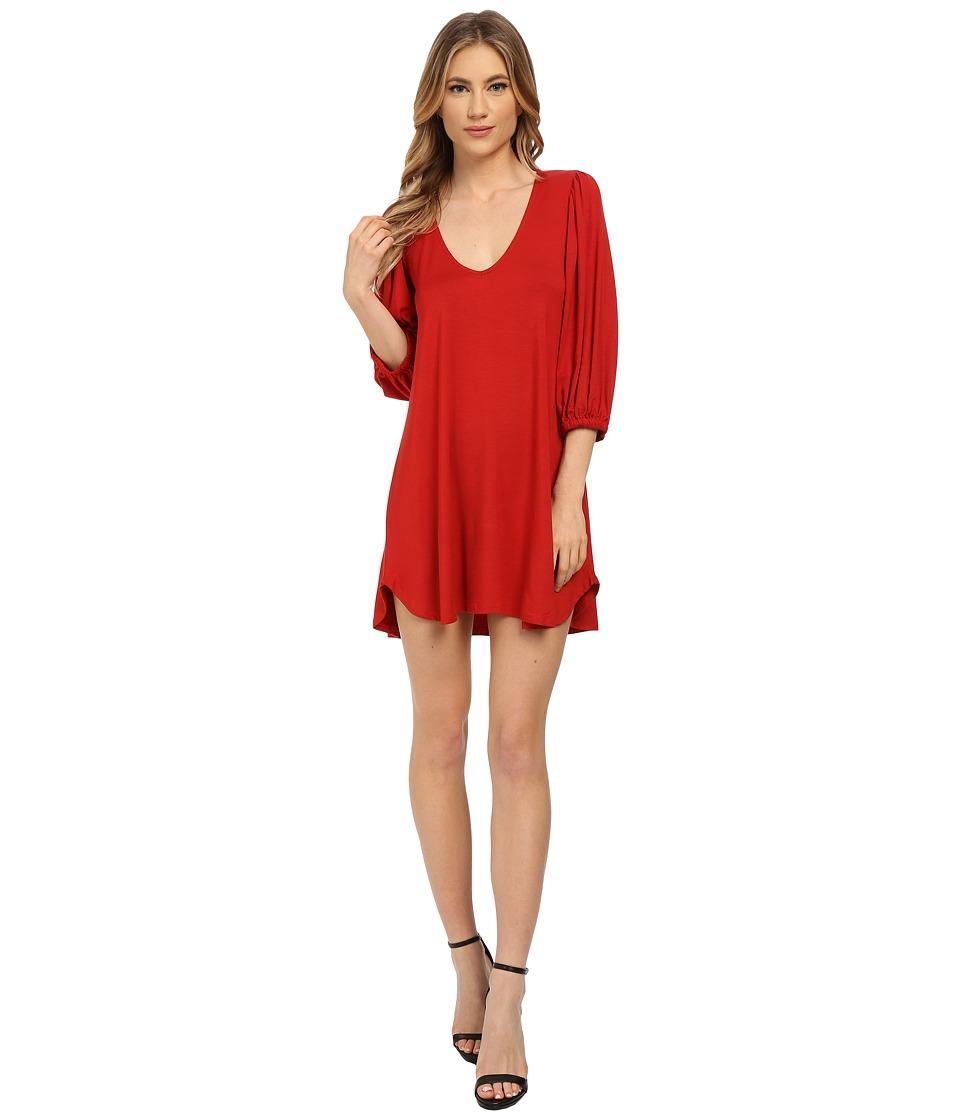 Rachel Pally - Ezra Dress (Rosso) Women's Dress