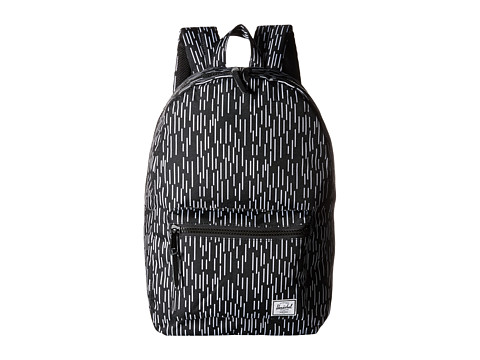 Herschel Supply Co. - Settlement (Black/White Rain Camo) Backpack Bags
