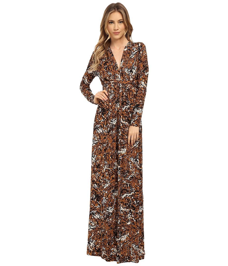 Rachel Pally - Long Sleeve Full Length Caftan (Bengal) Women's Dress