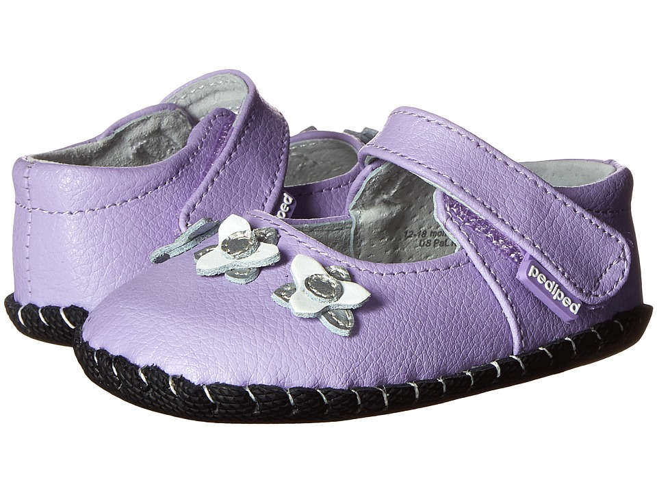 pediped - Salome Originals (Infant) (Lavender) Girls Shoes