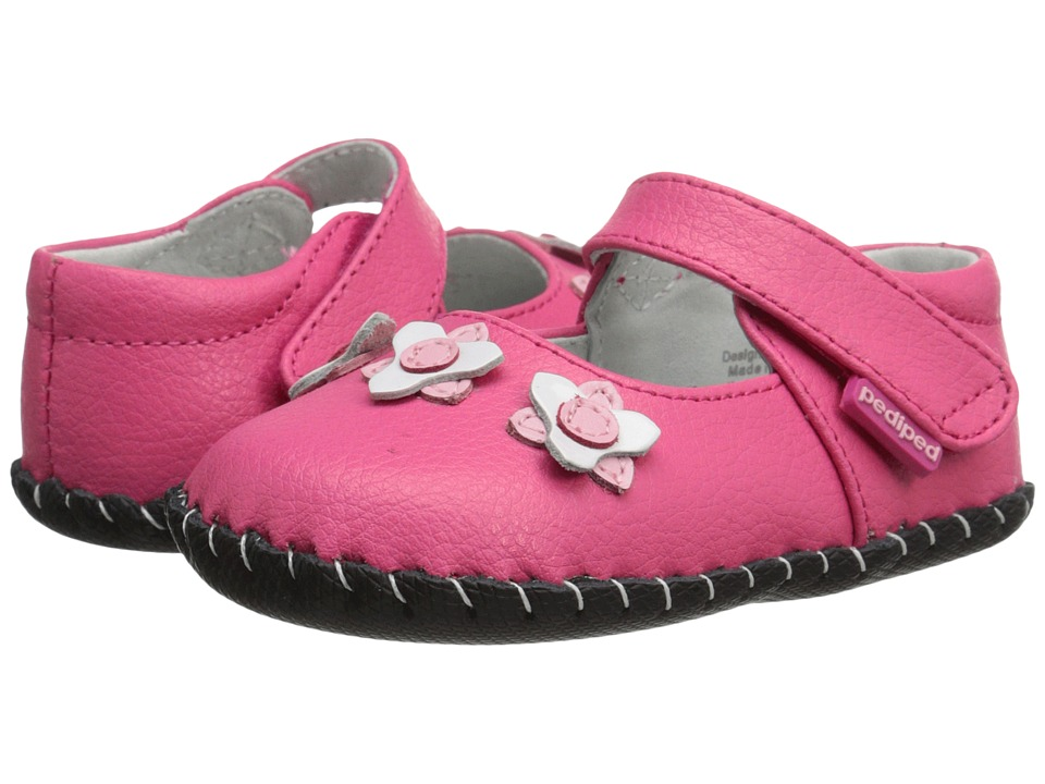 pediped - Salome Originals (Infant) (Fuchsia) Girls Shoes