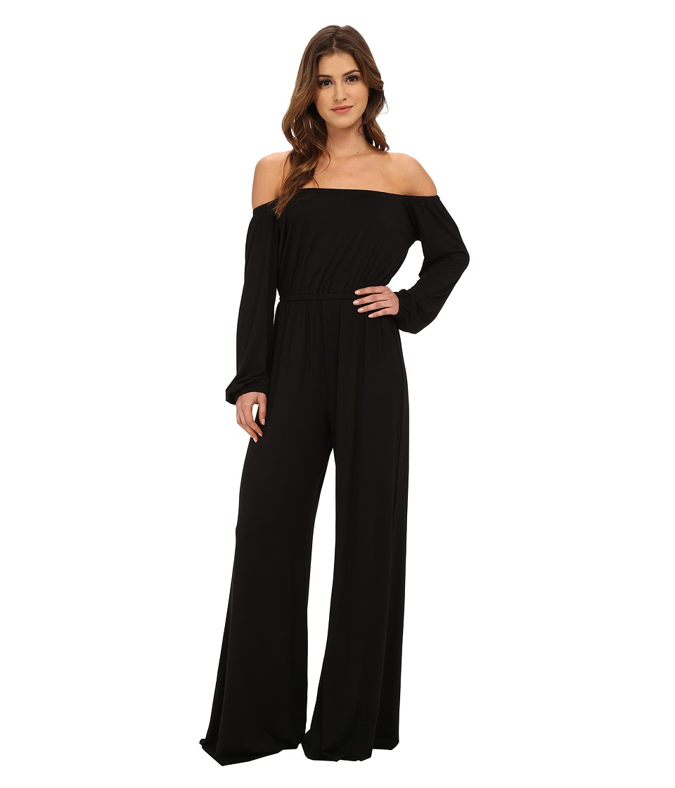 Rachel Pally - Paolo Jumpsuit (Black) Women's Jumpsuit & Rompers One Piece
