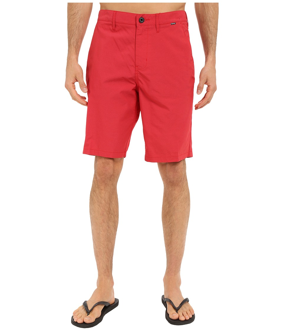 Hurley - Dri-FIT Chino Walkshort (Gym Red) Men's Shorts