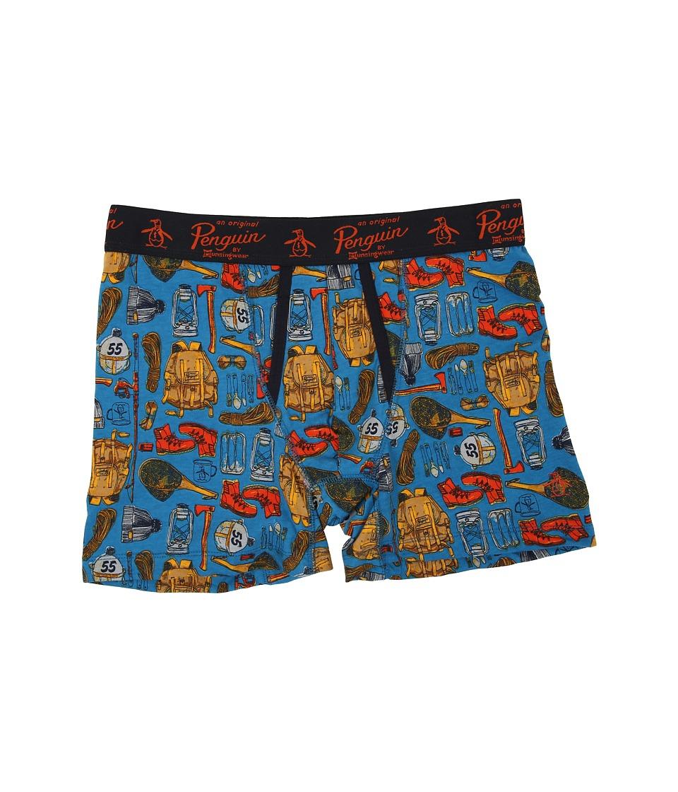Original Penguin - Boxer Brief (Seaport Fishing Gear) Men's Underwear