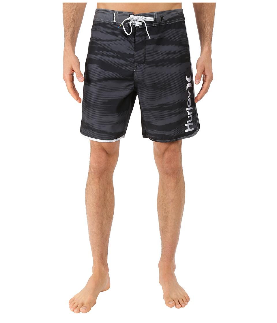 Hurley - Flow 19 Boardshorts (Anthracite) Men's Swimwear