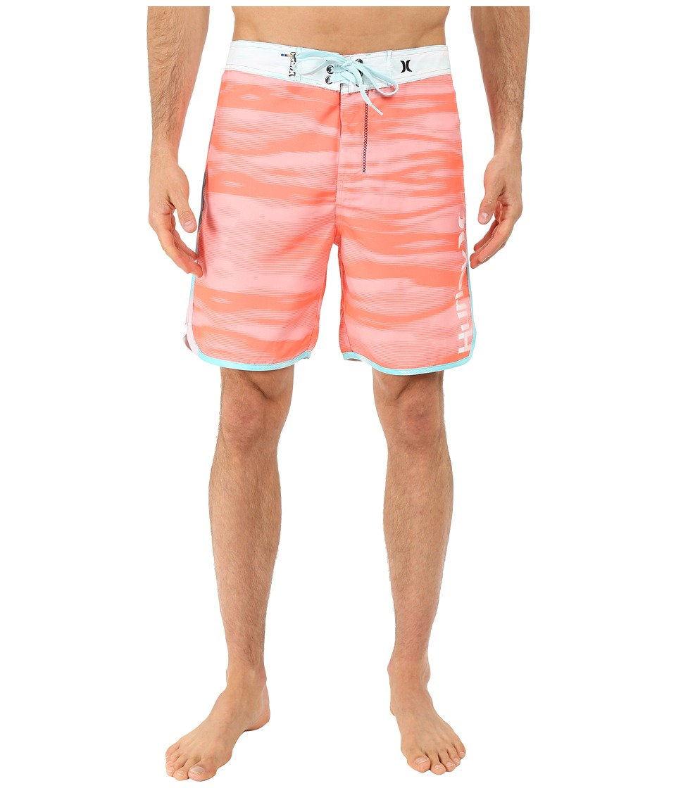Hurley - Flow 19 Boardshorts (Bright Mango) Men's Swimwear