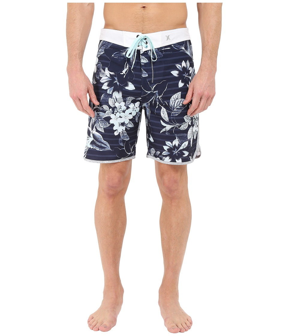 Hurley Phantom Lark 19 Boardshorts (Obsidian) Men