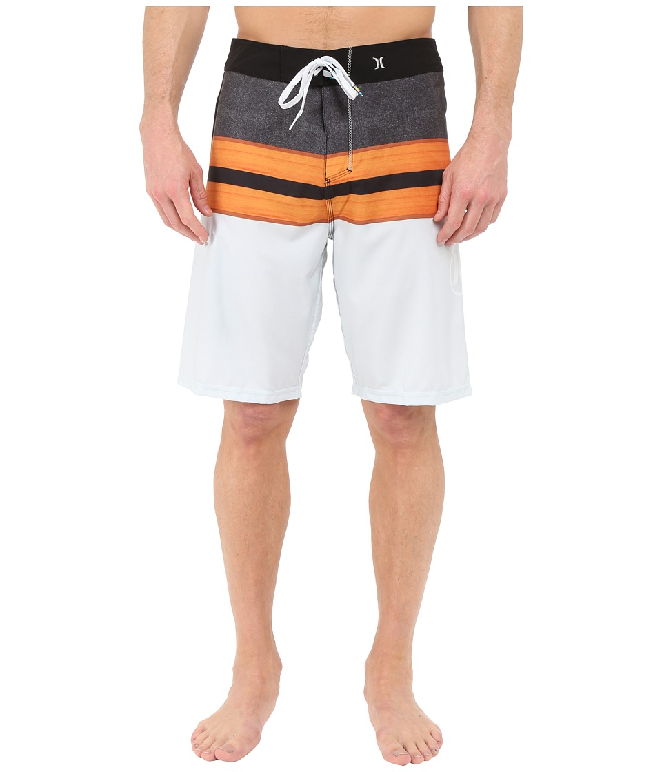 Hurley - Phantom Density 21 Boardshorts (Black) Men's Swimwear