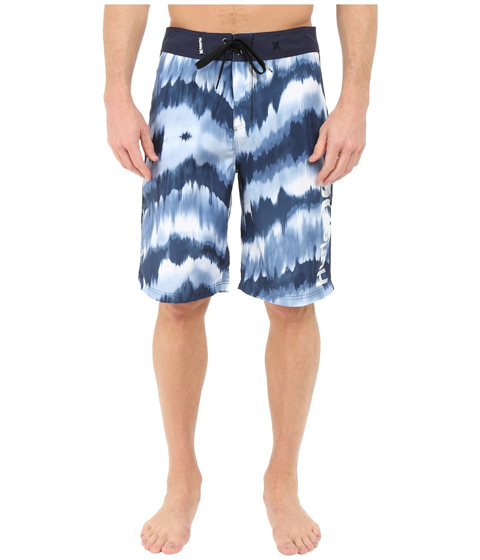 Hurley - Twist 22 Boardshorts (Obsidian) Men's Swimwear