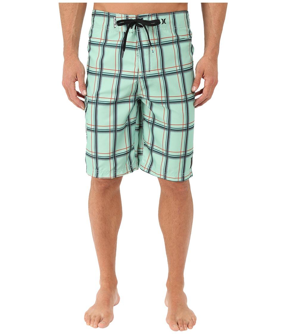 Hurley - Puerto Rico Boardshort (Enamel Green) Men's Swimwear