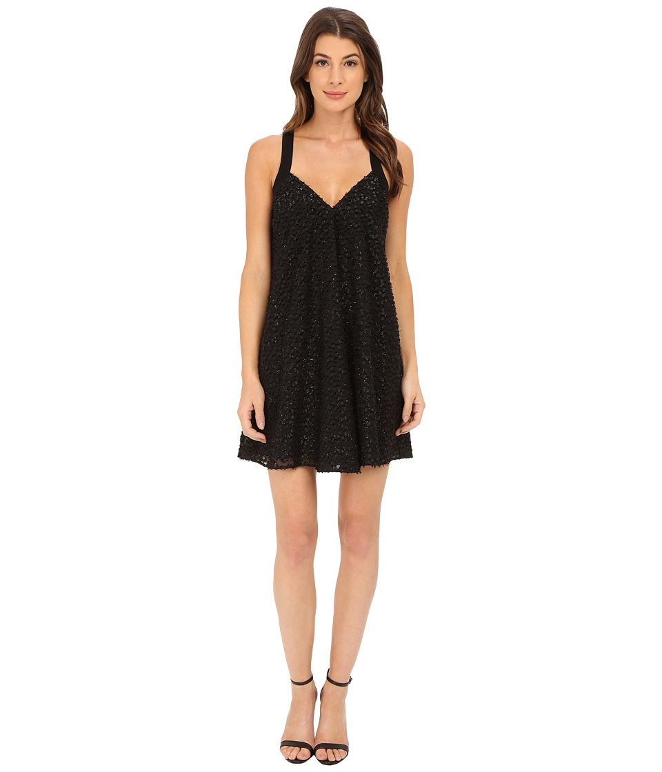 Rebecca Minkoff - Sonia Dress (Black) Women