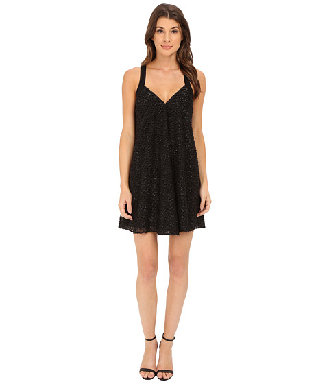 Rebecca Minkoff - Sonia Dress (Black) Women's Dress